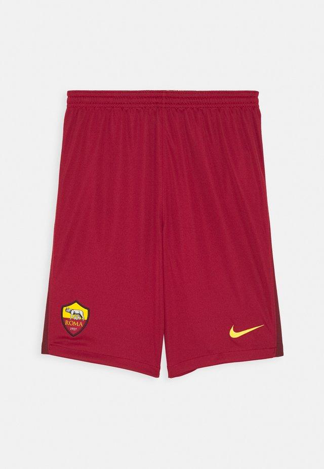 AS ROM - Sports shorts - team crimson/university gold