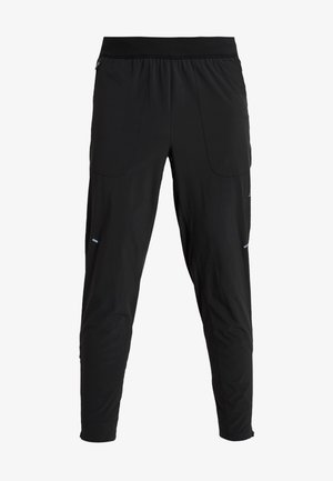 SPEED RUN CREW TRACK PANT - Jogginghose - black