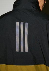 adidas Performance - URBAN RAIN.RDY - Regnjacka - black/wild moss - 3