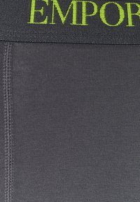 Emporio Armani - TRUNK 3 PACK - Pants - anthracite - 5