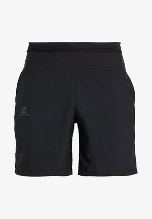 XA TRAINING SHORT - Sports shorts - black