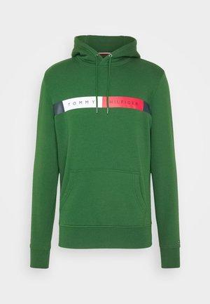 LOGO HOODY - Hoodie - green