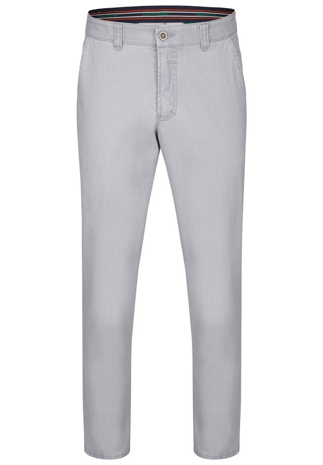 GARVEY - Slim fit jeans - kitt (8)