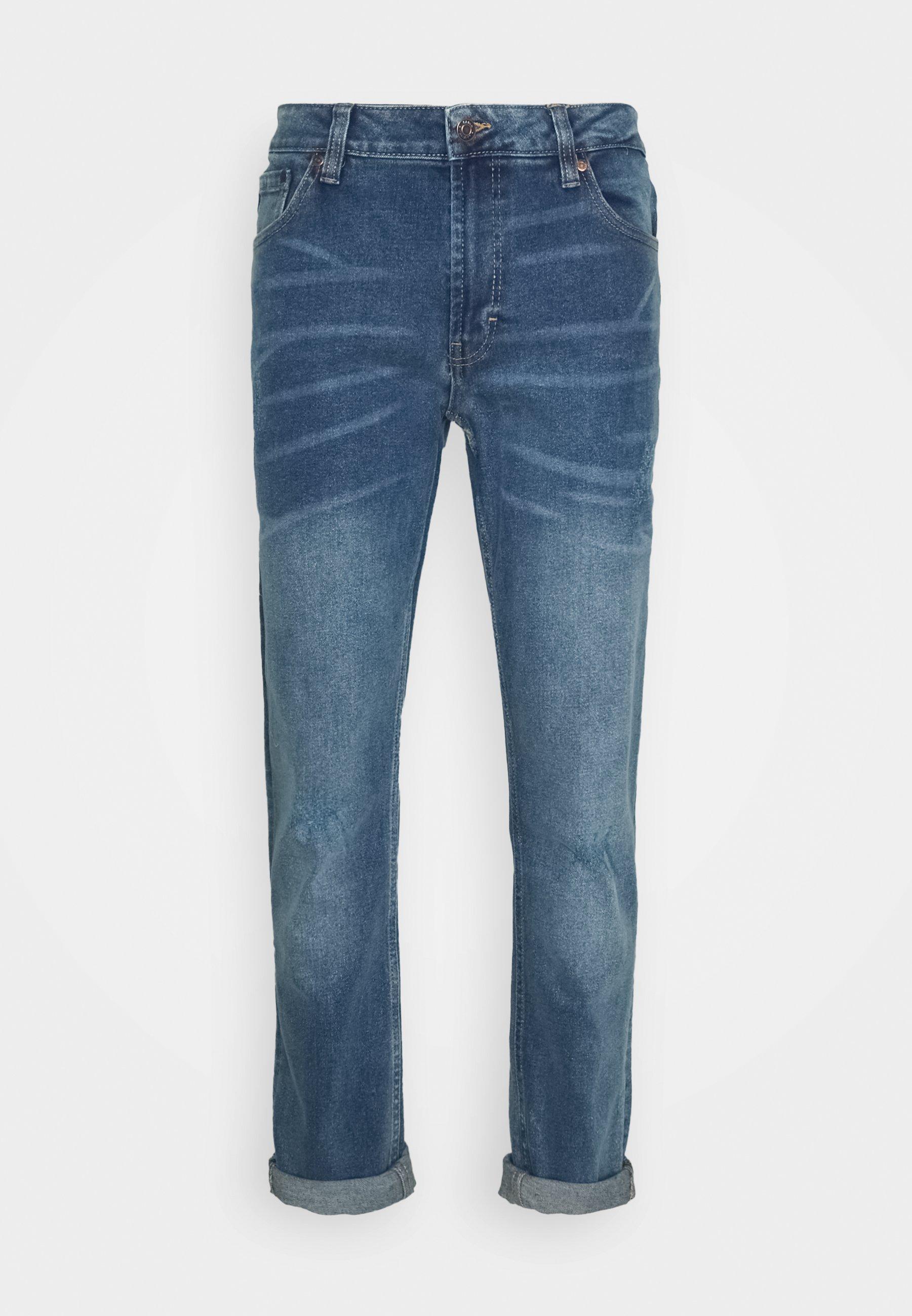 Men MR RED LIGHT DESTROY - Slim fit jeans