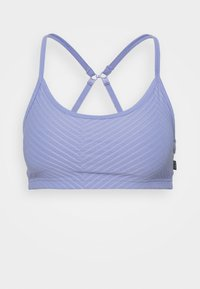 Cotton On Body - WORKOUT YOGA CROP - Light support sports bra - periwinkle - 10