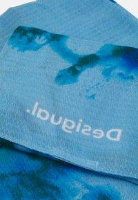 Desigual - FOU BLUADALAI - Scarf - azul artico - 2