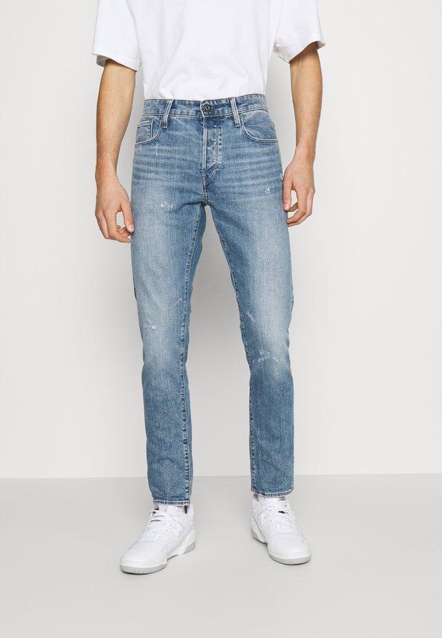 3301 SLIM - Jeans slim fit - sun faded ice fog