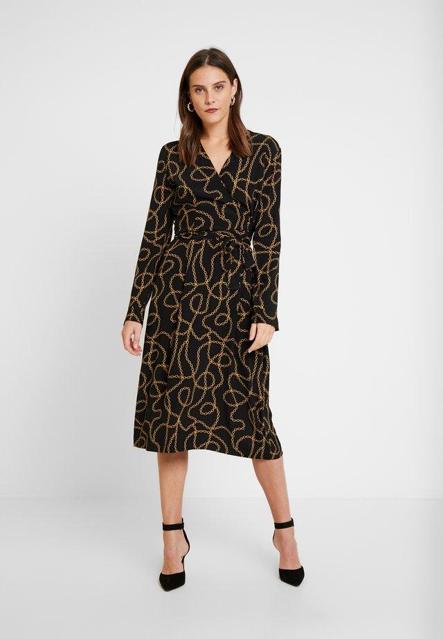 CADI DRESS - Korte jurk - black