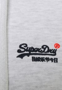 Superdry - CLASSIC ZIPHOOD - Zip-up hoodie - ice marl - 2
