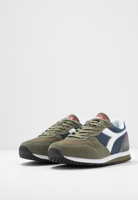 Diadora - OLYMPIA UNISEX - Sneakers - burnt olive green - 2