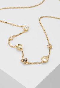 Furla - CRYSTAL MIXED NECKLACE - Necklace - gold-coloured - 4