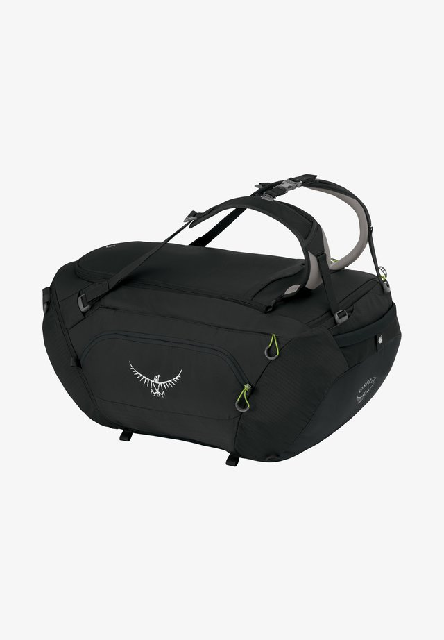 BIGKIT DUFFEL - Sac week-end - anthracite black