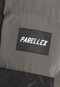PARELLEX - LUNAR LONGLINE JACKET - Talvitakki - grey - 7