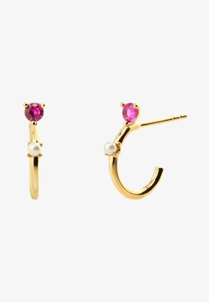 PINK LADY - Earrings - oro