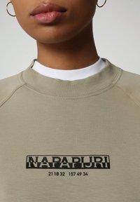 Napapijri - Sweatshirt - silver sage - 3