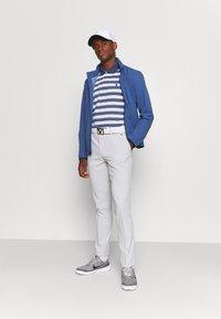 Polo Ralph Lauren Golf - HOOD ANORAK JACKET - Outdoor jacket - bastille blue - 1