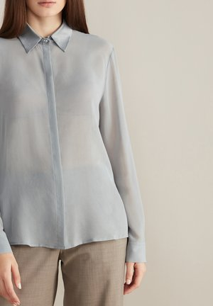Button-down blouse - diamante