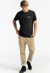 Billabong - ARCH WAVE  - T-shirt con stampa - black - 1