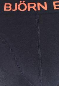 Björn Borg - NEON SOLID SAMMY 3 PACK - Underkläder - rosin - 9