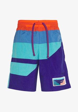 FLIGHT SHORT - Short de sport - regency purple/teal/mountain blue