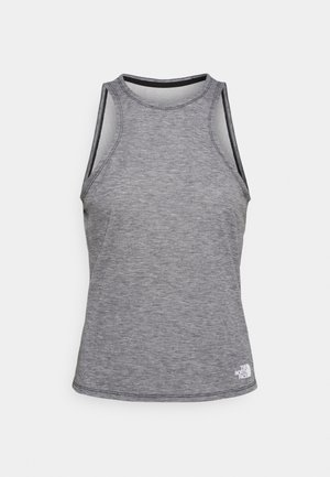 VYRTUE TANK - Sports shirt - grey melange