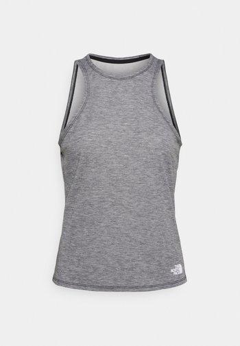VYRTUE TANK - Sports shirt - grey melange