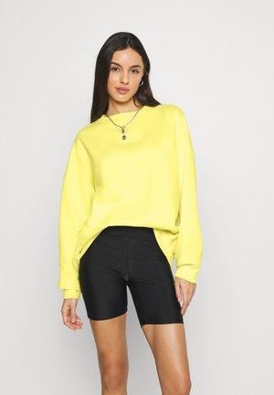BASIC OVERSIZED  - Sweatshirt - lime