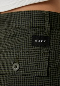 Obey Clothing - OLLIE PANT - Trousers - olive multi - 5