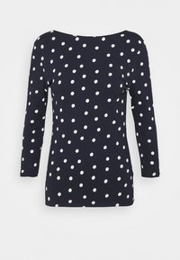 Marks & Spencer London - SPOT - Long sleeved top - blue - 0