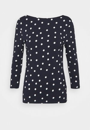 SPOT - Long sleeved top - blue