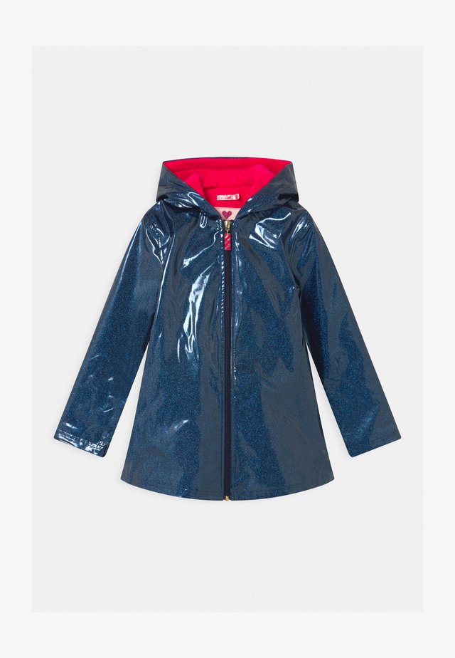 RAIN COAT - Impermeable - navy