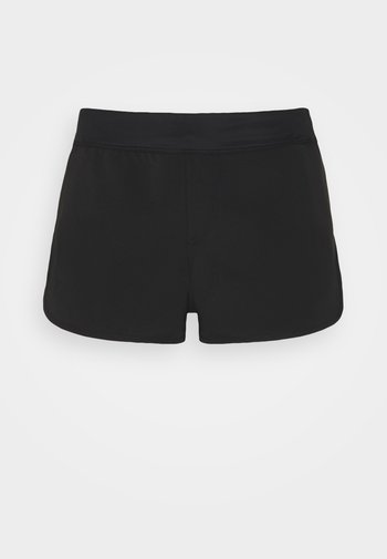 BIDART BOARD - Swimming shorts - black out
