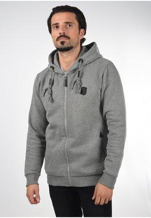 BARNHILL - Zip-up hoodie - grey mix