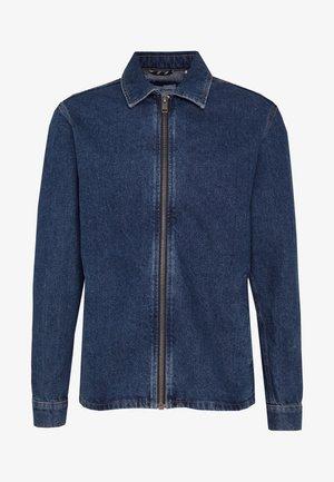 JCODENIM OVERSHIRT - Denim jacket - blue denim