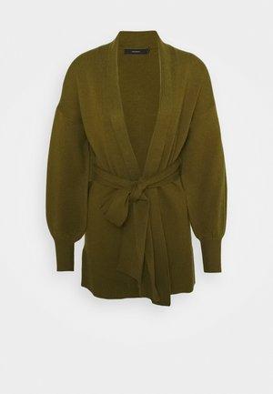 VMTABAYA SHAWLNECK  - Cardigan - fir green