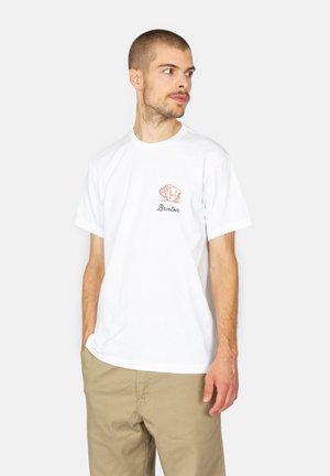 PRAIRIE - T-shirt print - white