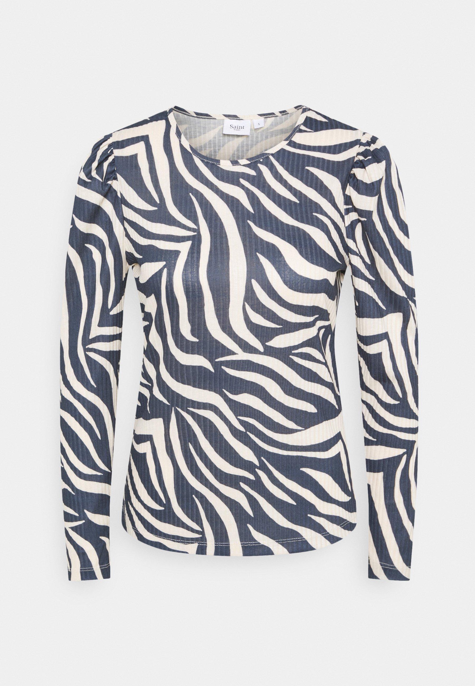 Women EMANUELA - Long sleeved top