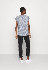 Soyaconcept - DALINA - T-shirts med print - navy - 2