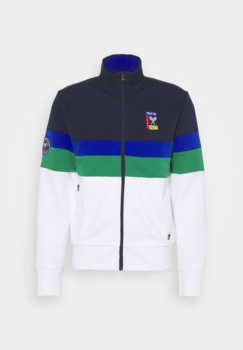 TECH JACKET - Zip-up hoodie - french navy/pure