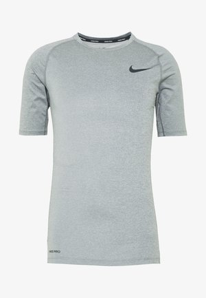 Basic T-shirt - smoke grey/light smoke grey/black