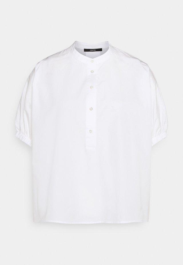ZAFFA - Blouse - white