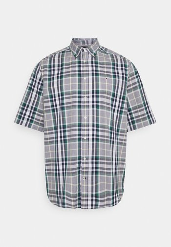 Shirt - rural green / yale navy / multi