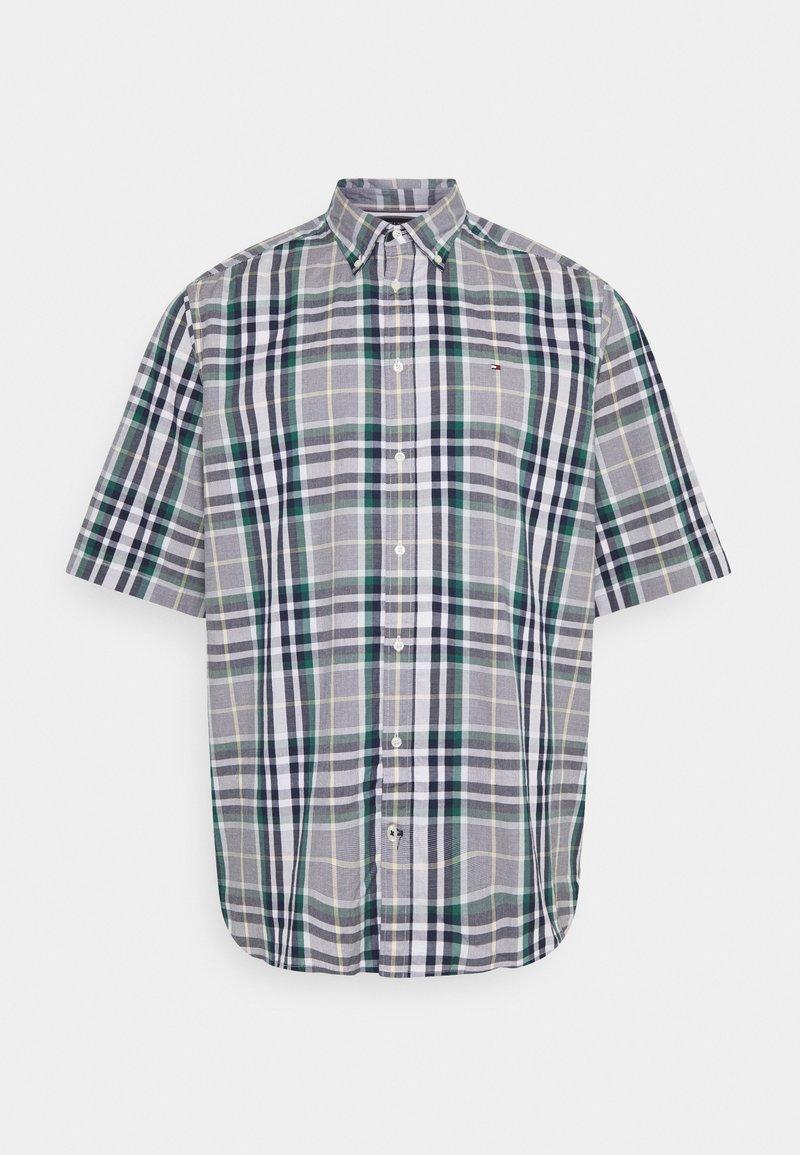 Tommy Hilfiger - Shirt - rural green / yale navy / multi
