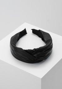 Even&Odd - HEADBAND - Haar-Styling-Accessoires - black - 0