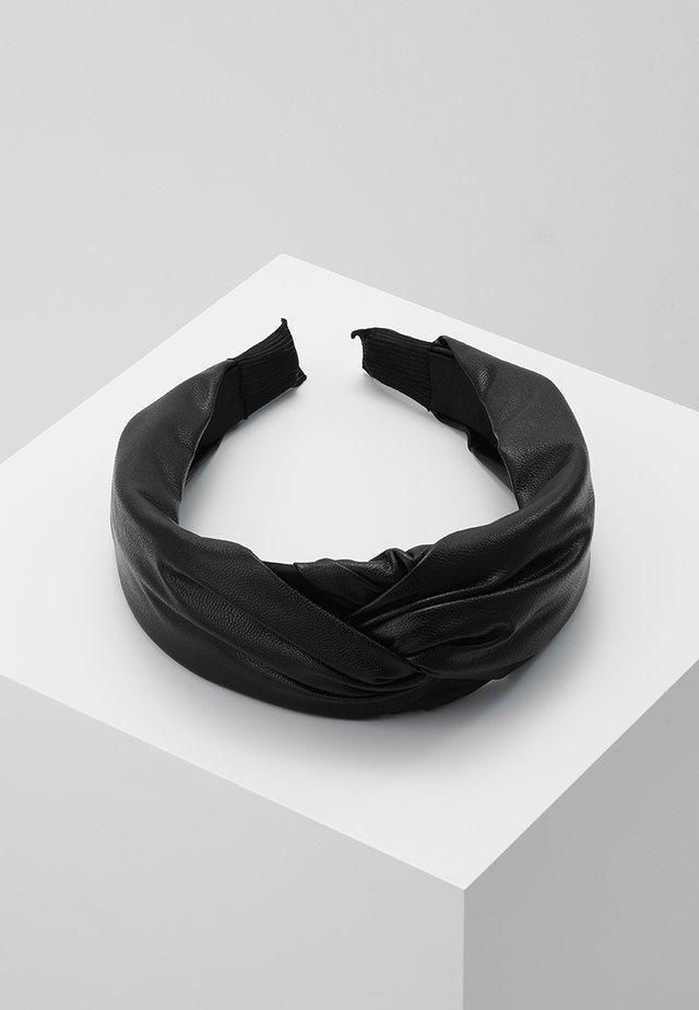 HEADBAND - Hair styling accessory - black