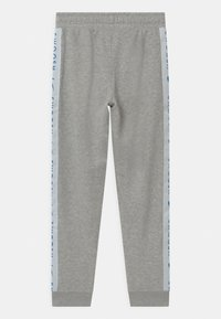 Nike Sportswear - Joggebukse - grey heather/bright crimson - 1