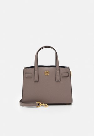 WALKER MICRO SATCHEL - Handbag - gray heron