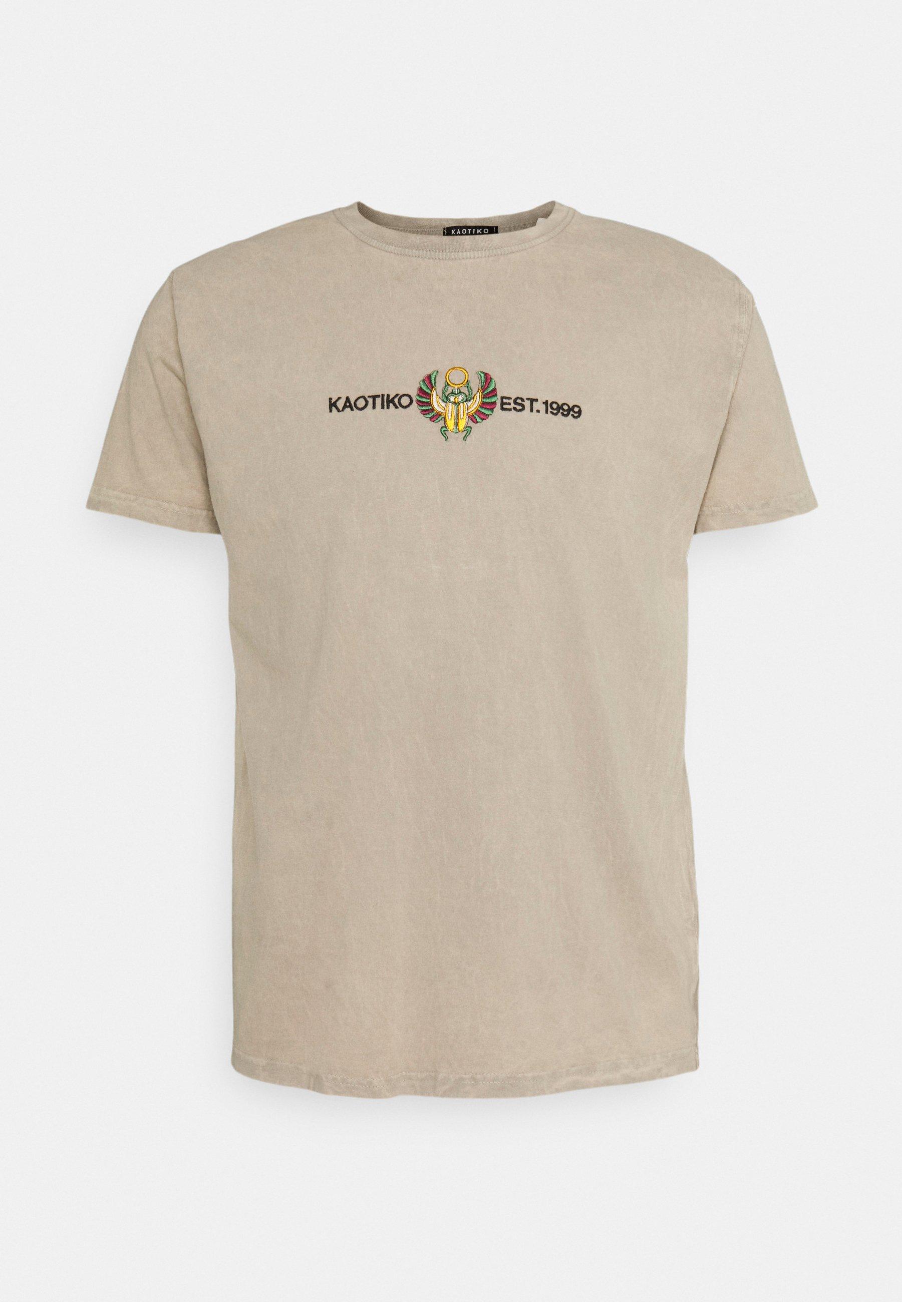 Men BEETLE - Print T-shirt