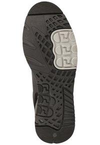 Sansibar Shoes - Matalavartiset tennarit - schwarz 1 - 6