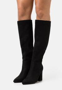 Madden Girl - FIREFLY - Laarzen met hoge hak - black - 0